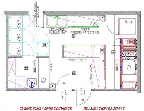 plan de cuisine plan de cuisine professionnelle maison design bahbe com