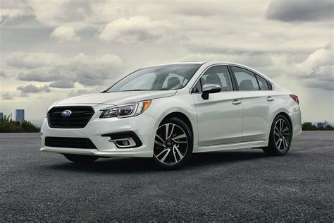 2019 Subaru Legacy Review 2019 subaru legacy new car review autotrader