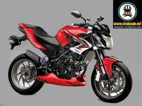 Honda Cb150r Streetfire Modification by Motorcycle Modification Modification Concept