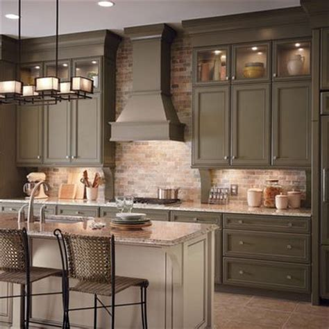 Cozy Kitchen Warm Colors by Kitchen Cabinet Remodeling Ideas