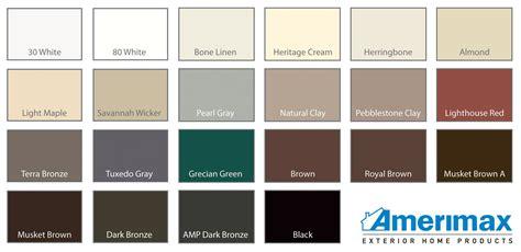 paint colors available at menards aluminum siding colors menards search tim