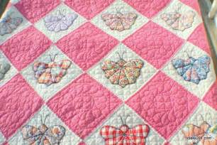1930s Butterfly Quilt