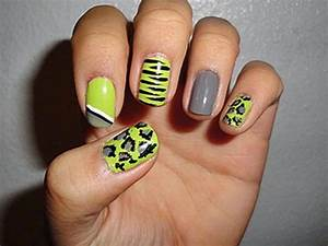 Cool nail designs short nails art ideas