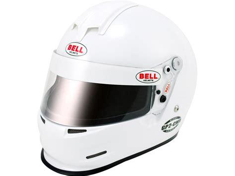 bell racing gp cmr helmets  motorsports