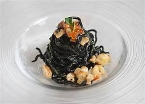 Tagliolini al sugo di carbonara di pesce di Lorenzo Santi ItaliaSquisita net