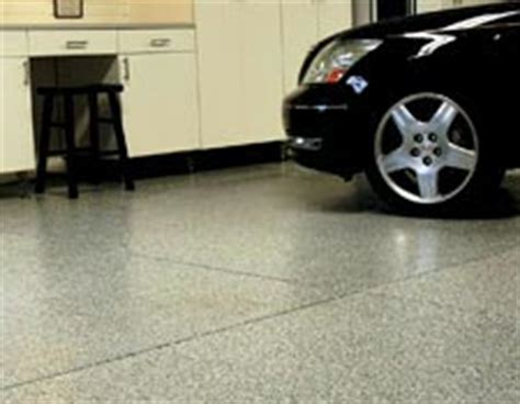 garage floor installation polyurea floor coating system