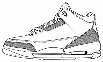 Jordan Air Dimension 5th Jordans Sketch Sneakers