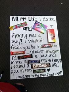 gift ideas for boyfriend | Gift for the boyfriend(: | Cute ...