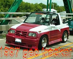 Mojo1975 1997 Geo Tracker Specs  Photos  Modification Info