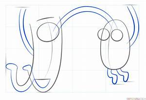 How To Draw Jake And Finn Step By Step Drawing Tutorials