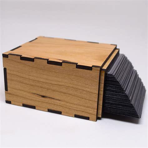 magic the gathering deck box magic the gathering deck box simple blank deck box custom