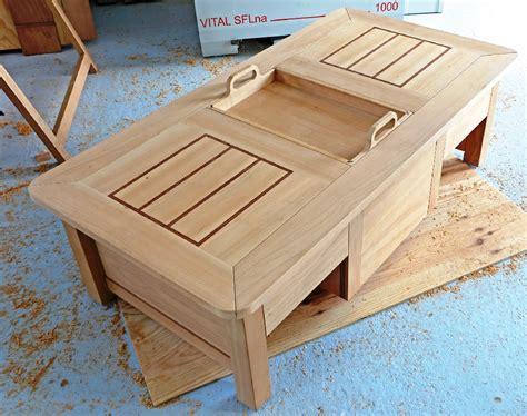 pisse canapé table coffre en bois 28 images table basse coffre en