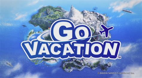 go vacation is getting re released on nintendo switch this