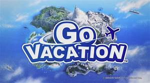 Go Vacation is Getting Re-released on Nintendo Switch this ...