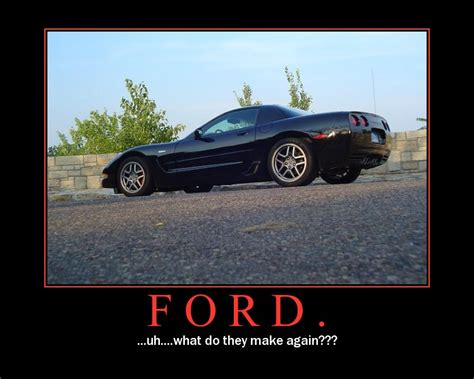 ford    chevy jokes
