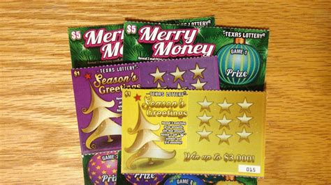 merry christmas from the tx lottery new tickets youtube