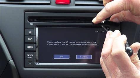 buy car manuals 1997 honda civic navigation system honda sd navigation update manual youtube