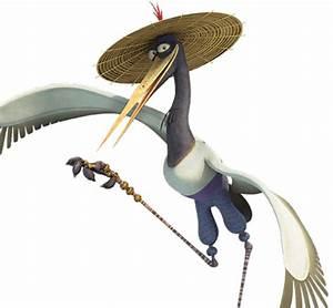 Crane from Kung Fu Panda: Legends of Awesomeness | Cartoon ...