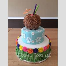 The 25+ Best Hawaiian Theme Cakes Ideas On Pinterest