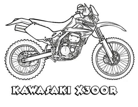 ausmalbilder kawasaki zum ausdrucken kostenlos fuer