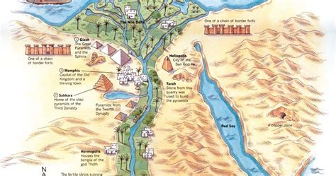 iman s home school ancient illustrated map