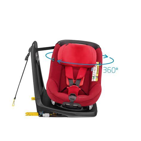 sieges auto pivotant axissfix de bébé confort siège auto groupe 1 9 18kg