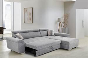Sofa Günstig Online Kaufen : landshut von job eckgarnitur grau sofas couches online kaufen ~ Orissabook.com Haus und Dekorationen