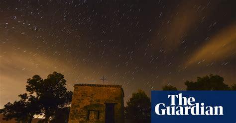 sight  perseid meteor shower  europe