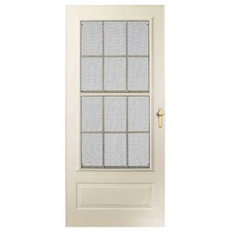 emco 400 series door emco 300 series almond track colonial door