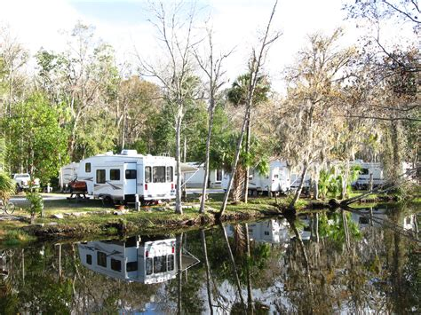 Boat R In Crystal River by Homosassa River Carefree Rv Resort 9 Photos Homosassa