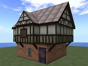 Second Life Marketplace - RE Tudor House - 2 Story