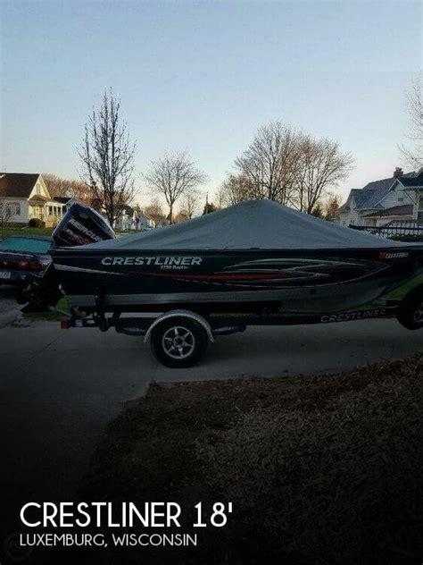 Crestliner Duck Boats For Sale by Crestliner 1750 Raptor For Sale Usa Crestliner Boats For