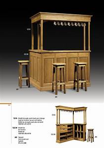 Meuble Bar Angle : bar a casquettes angles meubles bars sarl mfa home stock 09100 st jean du falga 09 ~ Melissatoandfro.com Idées de Décoration