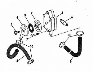 Johnson Fuel Pump Parts For 1978 85hp 85txlr78c Outboard Motor