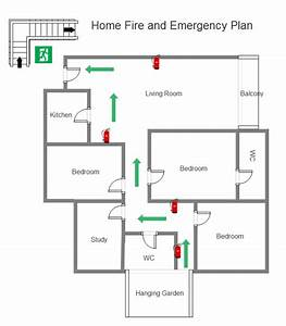 use the ideal tool to make the perfect home emergency With fire evacuation procedure template free