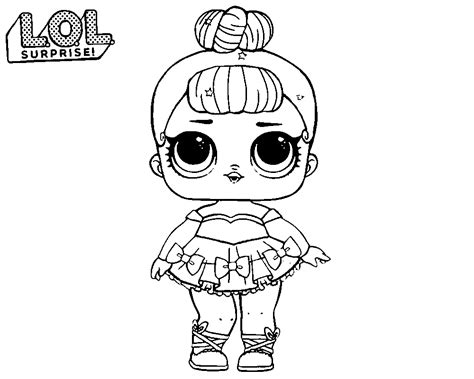 110 Desenhos Para Colorir Das Bonequinhas Lol