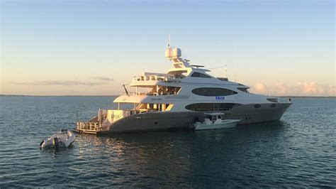 Yacht Eros by Rent Eros Yacht From The Show Below Deck On Bravo