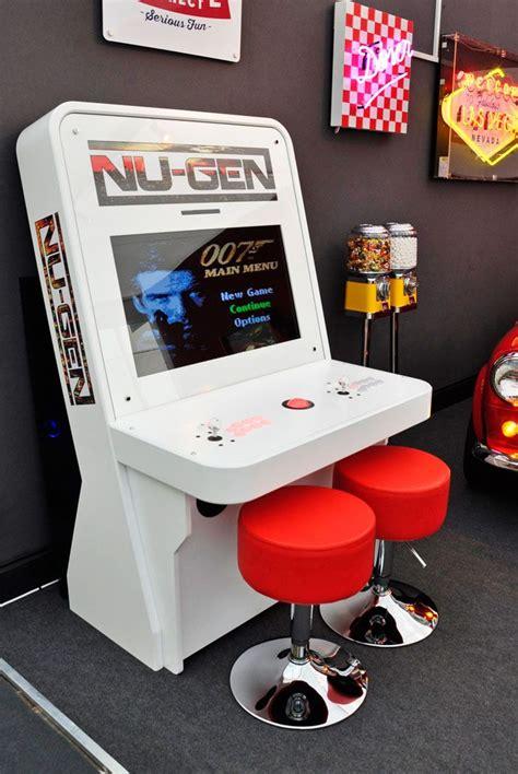best arcade cabinets for home nu gen elite arcade machine home leisure direct arcade
