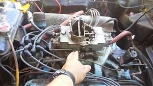 1960 Ford Thunderbird 352 Engine