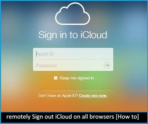how to iphones remotely how to remotely sign out icloud on all browsers