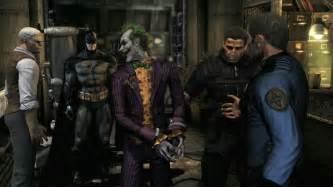 James Gordon (arkhamverse)  Batman Wiki  Fandom Powered