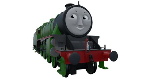 Henry The Green Engine (mk2) By Thechairmaster On Deviantart