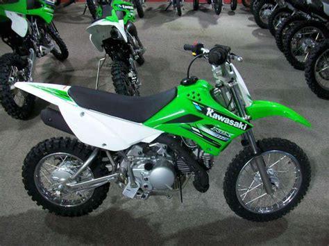 2013 Kawasaki Klx110 Dirt Bike For Sale On 2040-motos