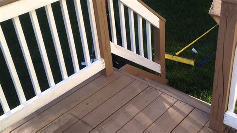 behr premium deck stain solid color  year   year