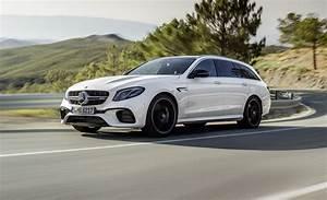 Mercedes E 63 Amg : 2018 mercedes amg e63 s wagon photos and info news car and driver ~ Medecine-chirurgie-esthetiques.com Avis de Voitures