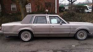 U0026 39 89 Lincoln Town Car For Sale
