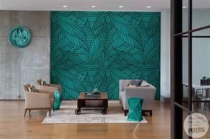 N ayez pas peur du papier peint à motif ! Cocon de décoration: le blog