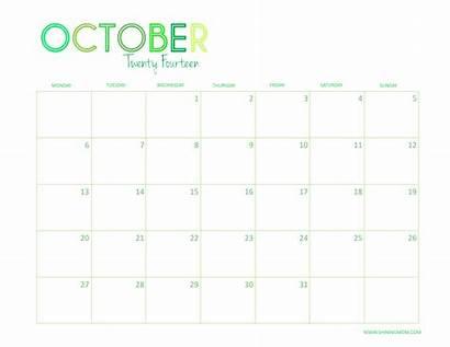 Calendar Printable September October Desktop Calendars Sept