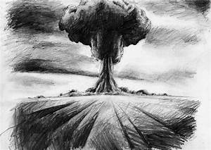 The gallery for --> Atomic Bomb Explosion Drawing