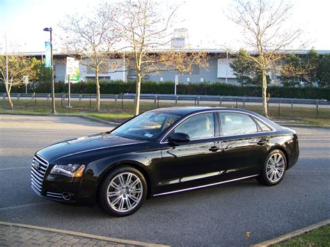 Review 2011 Audi A8 L 42 Fsi  The Truth About Cars